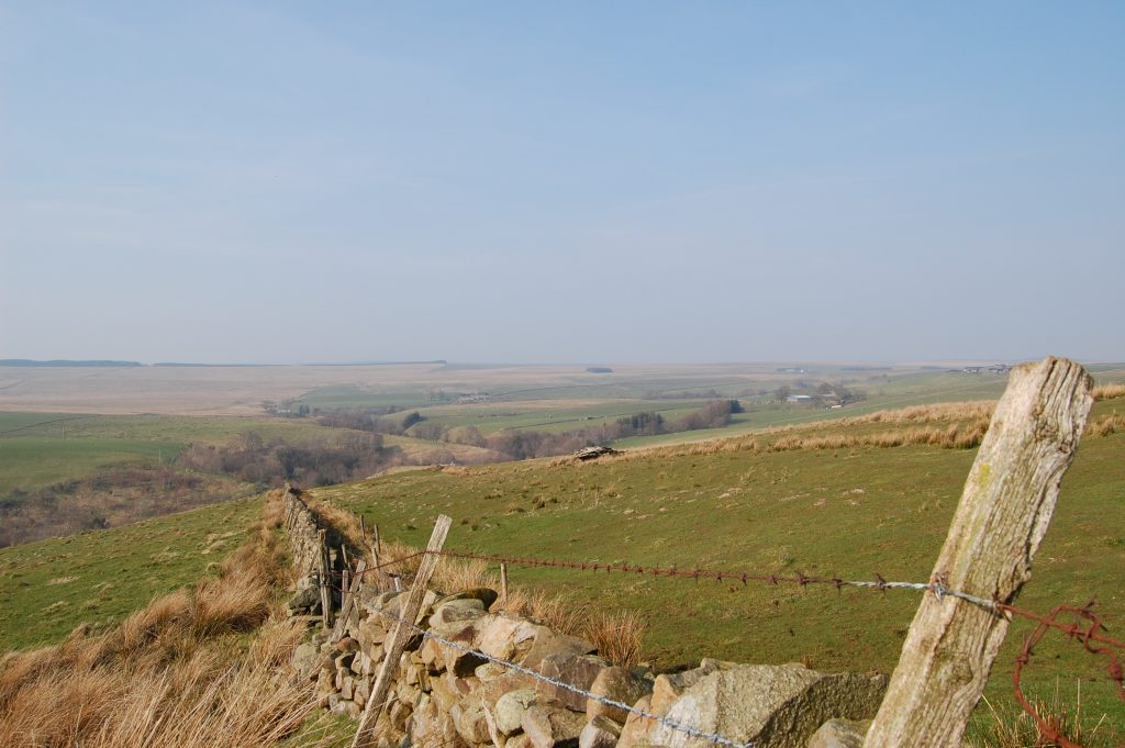 Views on Hadrian's Wall